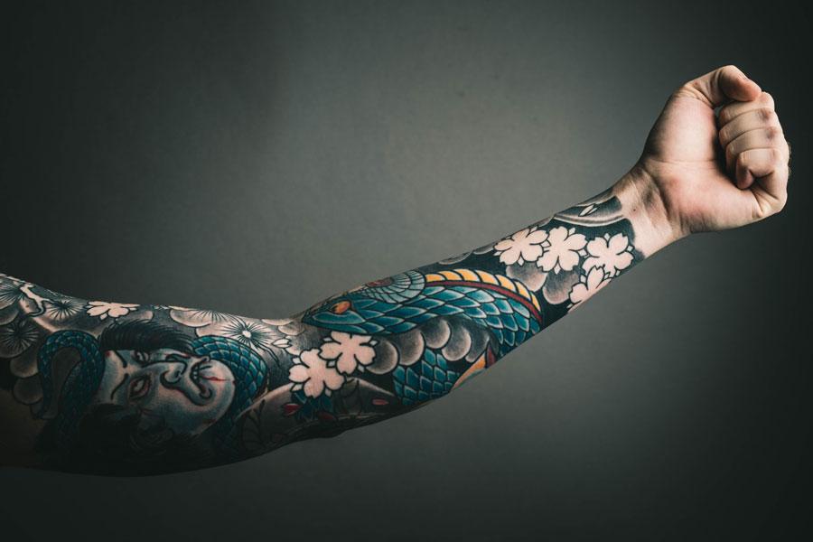 tatuadores veganos barcelona