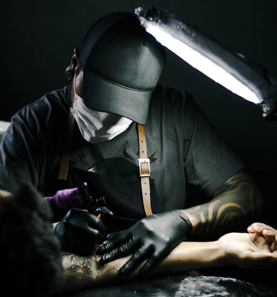 tatuador vegano