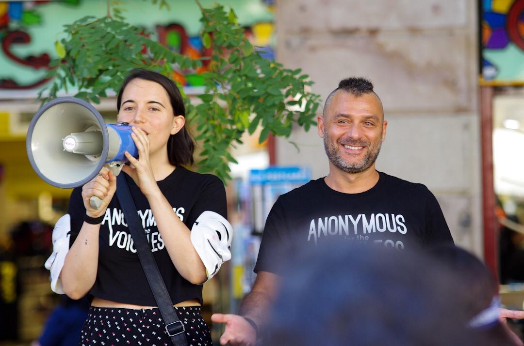 organizadoras av barcelona