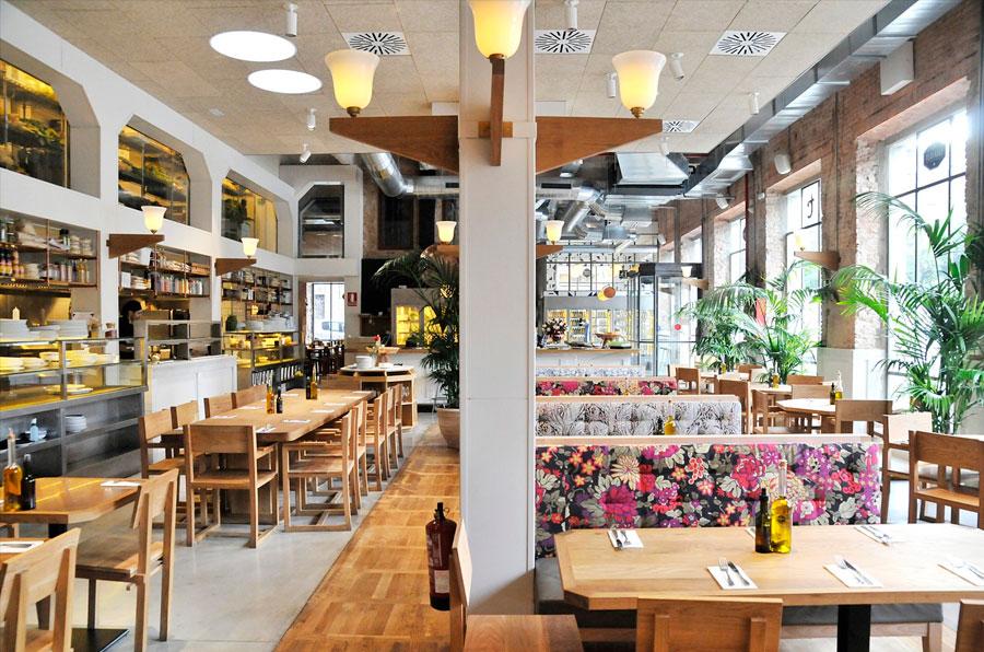 restaurante flexitariano en barcelona