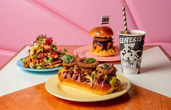 hamburgesas veganas londres