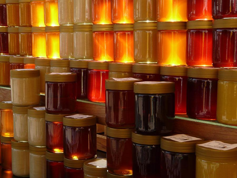 no necesitamos consumir miel