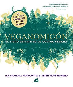 Veganomicón - Isa Chandra Moskowitz y Terry Hope Romero
