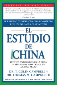 el estudio de china - campbell