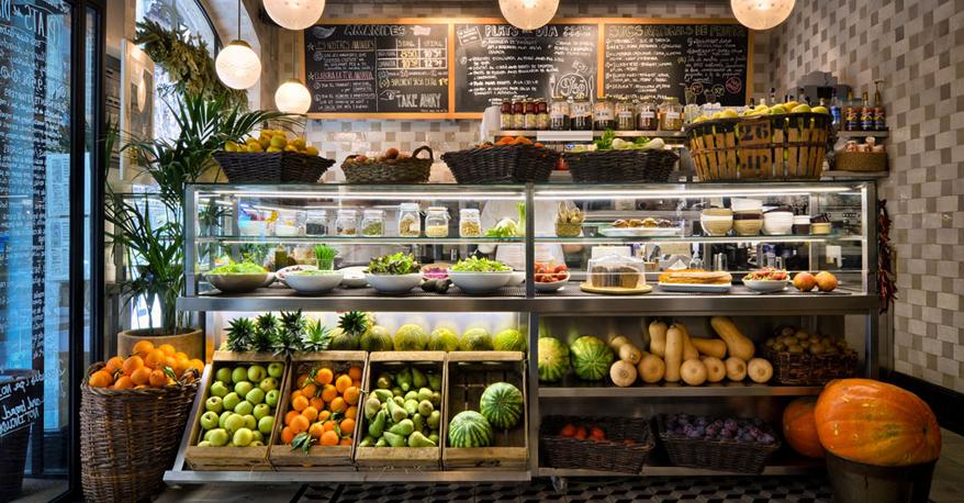 restaurante vegetariano en barcelona